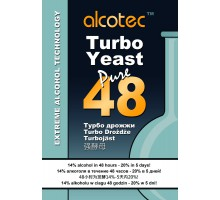 Дрожжи Alcotec Turbo Yeast 48